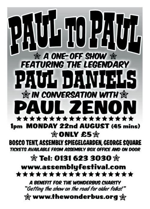 Paul to Paul